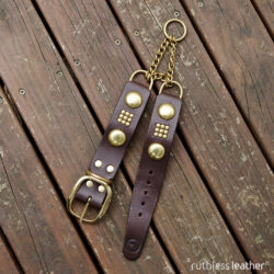 ruthless leather wide decoder martingale