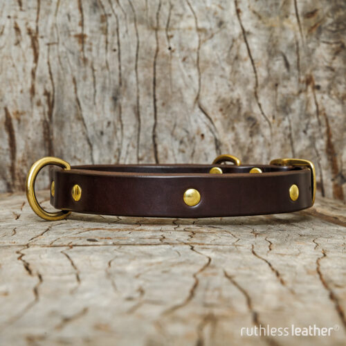 ruthless leather regular no frills