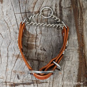 ruthless leather jolly roger martingale