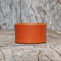 ruthless leather no frills cuff