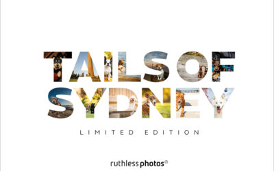 Tails of Sydney book