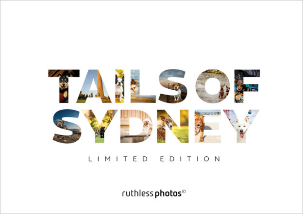 Tails of Sydney dogs of sydney book cover